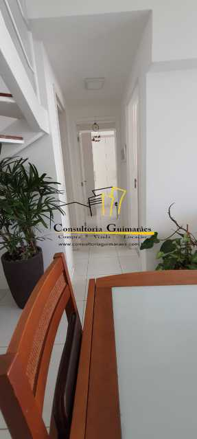 39ee08af-485e-4288-b197-10c716 - Cobertura 3 quartos à venda Pechincha, Rio de Janeiro - R$ 650.000 - CGCO30018 - 6