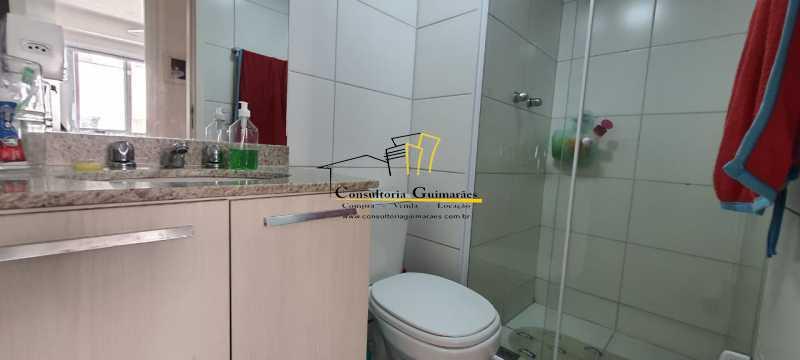 101d0e76-6a52-4b3a-8fde-8b0780 - Cobertura 3 quartos à venda Pechincha, Rio de Janeiro - R$ 650.000 - CGCO30018 - 10