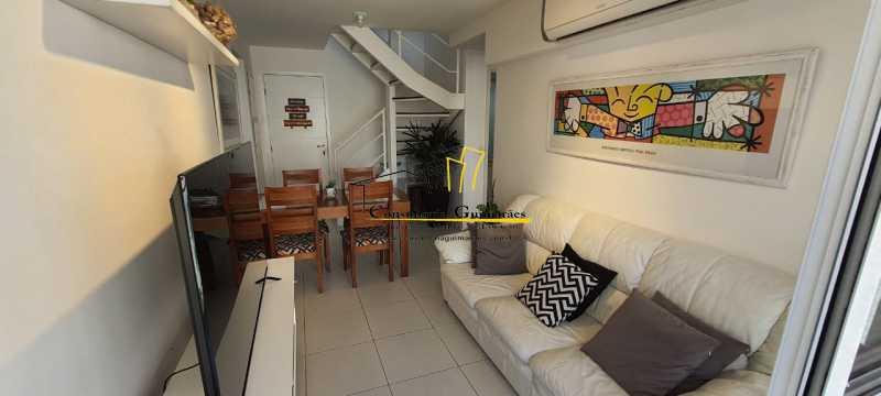 493ec06f-ad66-4fd7-a253-d85309 - Cobertura 3 quartos à venda Pechincha, Rio de Janeiro - R$ 650.000 - CGCO30018 - 5