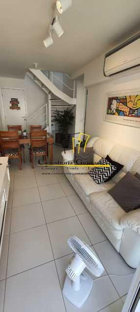 944d4f6c-167e-4179-86b4-c2ed28 - Cobertura 3 quartos à venda Pechincha, Rio de Janeiro - R$ 650.000 - CGCO30018 - 3