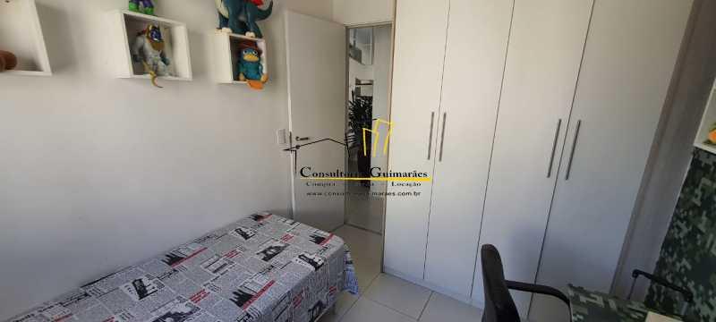 44756e27-df75-4df3-a809-5c40ab - Cobertura 3 quartos à venda Pechincha, Rio de Janeiro - R$ 650.000 - CGCO30018 - 15