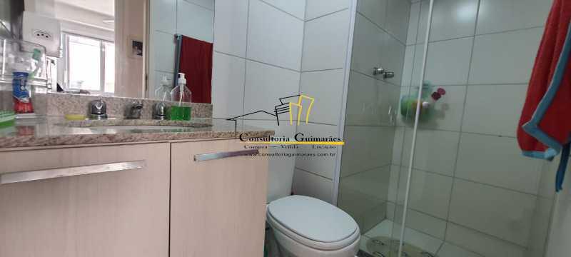 824274ba-ea8c-4a9b-9565-0c408e - Cobertura 3 quartos à venda Pechincha, Rio de Janeiro - R$ 650.000 - CGCO30018 - 19