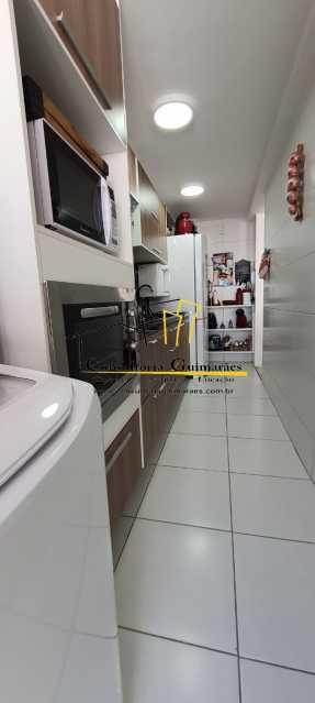 82656836-19fb-44be-a50b-35a021 - Cobertura 3 quartos à venda Pechincha, Rio de Janeiro - R$ 650.000 - CGCO30018 - 14