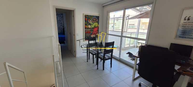 b3c822c3-3884-4aa0-a1e9-b25cb3 - Cobertura 3 quartos à venda Pechincha, Rio de Janeiro - R$ 650.000 - CGCO30018 - 21