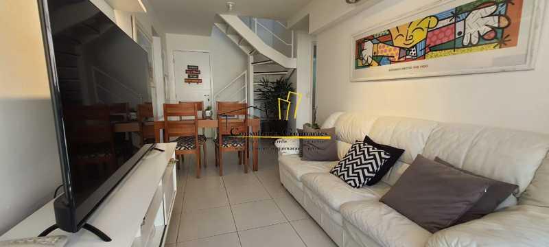 d6c24d53-3d88-4d12-a042-c16c3b - Cobertura 3 quartos à venda Pechincha, Rio de Janeiro - R$ 650.000 - CGCO30018 - 4