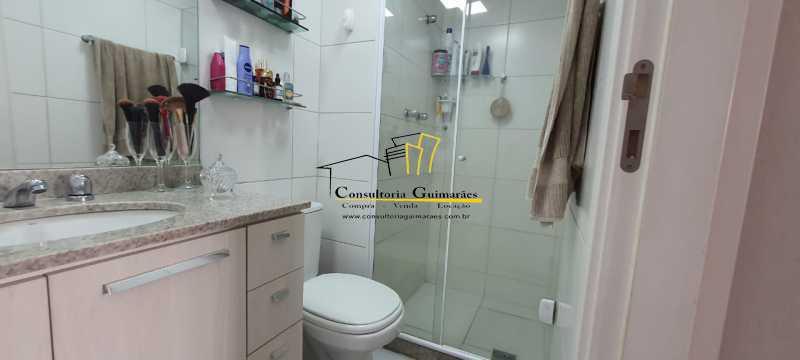 e88e0c1c-fd01-4c33-9bdb-d189ea - Cobertura 3 quartos à venda Pechincha, Rio de Janeiro - R$ 650.000 - CGCO30018 - 28