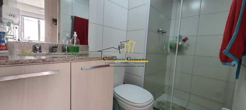 e751416f-8396-439c-b89c-459e55 - Cobertura 3 quartos à venda Pechincha, Rio de Janeiro - R$ 650.000 - CGCO30018 - 30