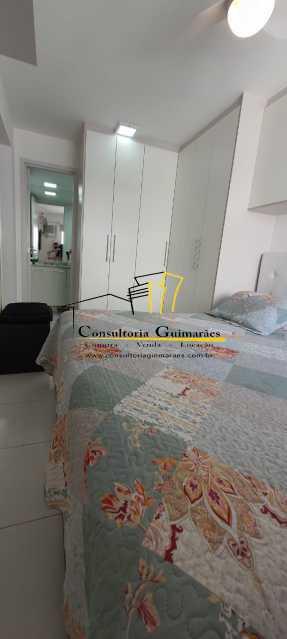 eab61b28-d6d3-4092-8b7c-414026 - Cobertura 3 quartos à venda Pechincha, Rio de Janeiro - R$ 650.000 - CGCO30018 - 12