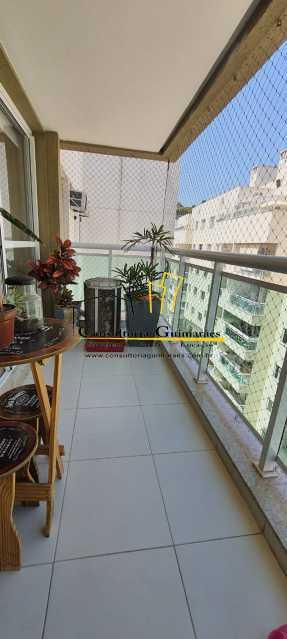 f5ec86e4-fbb3-419d-b418-90d6b1 - Cobertura 3 quartos à venda Pechincha, Rio de Janeiro - R$ 650.000 - CGCO30018 - 17