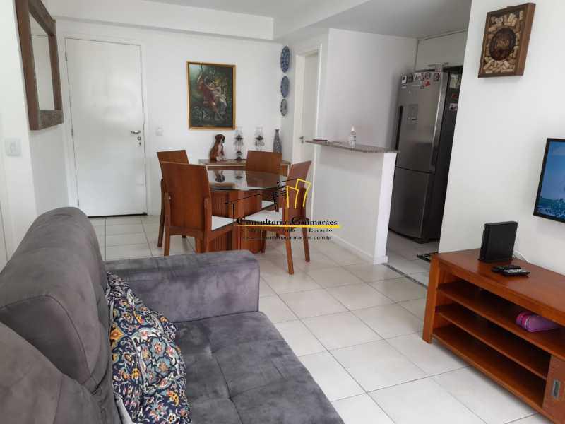 41125e12-64cf-4704-bca1-c74eef - Apartamento 2 quartos para alugar Taquara, Rio de Janeiro - R$ 1.800 - CGAP20177 - 3