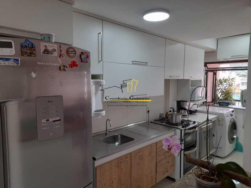 aa769f02-ff2f-4688-a7e0-cdb49f - Apartamento 2 quartos para alugar Taquara, Rio de Janeiro - R$ 1.800 - CGAP20177 - 6