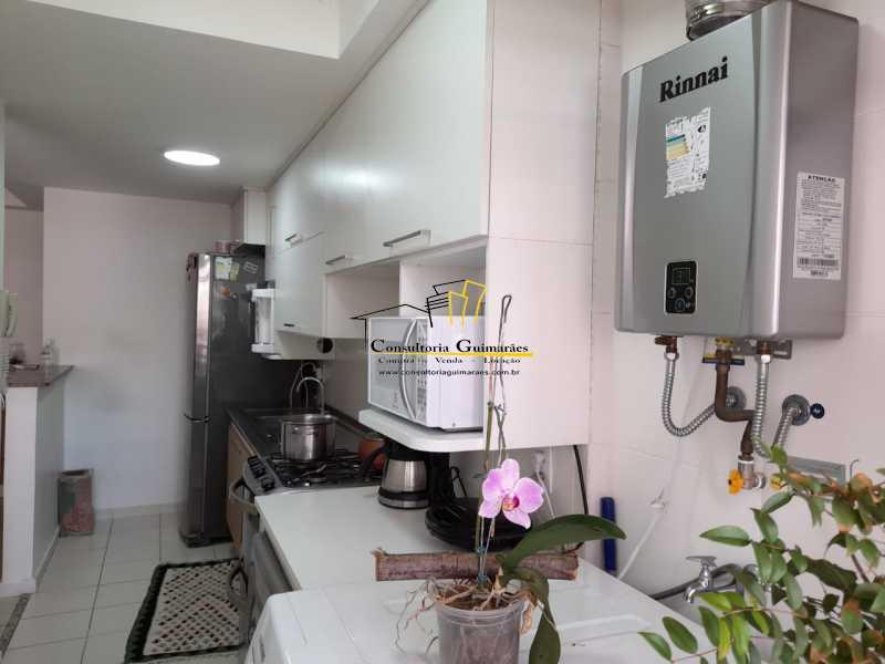 ca667d34-8035-46ea-a8dd-cabc4b - Apartamento 2 quartos para alugar Taquara, Rio de Janeiro - R$ 1.800 - CGAP20177 - 9
