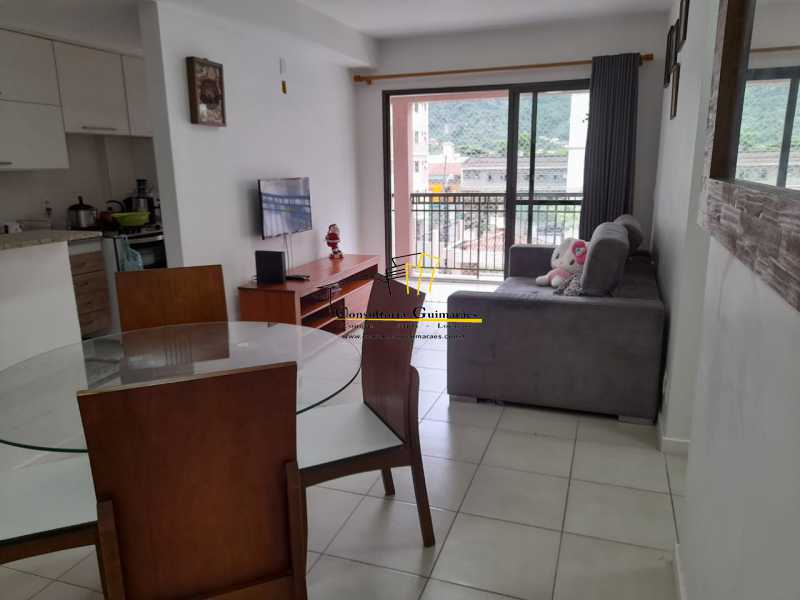 e6418c96-04b1-44d7-a0ac-b33c90 - Apartamento 2 quartos para alugar Taquara, Rio de Janeiro - R$ 1.800 - CGAP20177 - 4