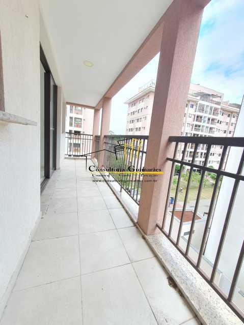 3ef2cf44-0f72-4b8f-8845-c3ac9d - Apartamento 3 quartos para alugar Taquara, Rio de Janeiro - R$ 1.800 - CGAP30074 - 3