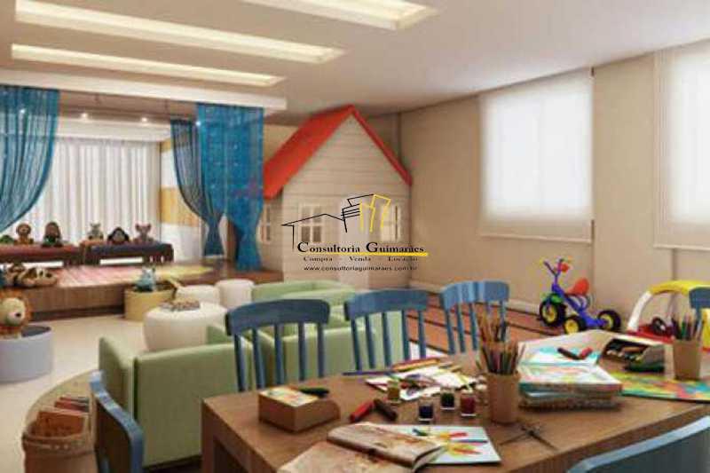 443e1bc1-0452-487e-8f5b-229c75 - Apartamento 3 quartos para alugar Taquara, Rio de Janeiro - R$ 1.800 - CGAP30074 - 16