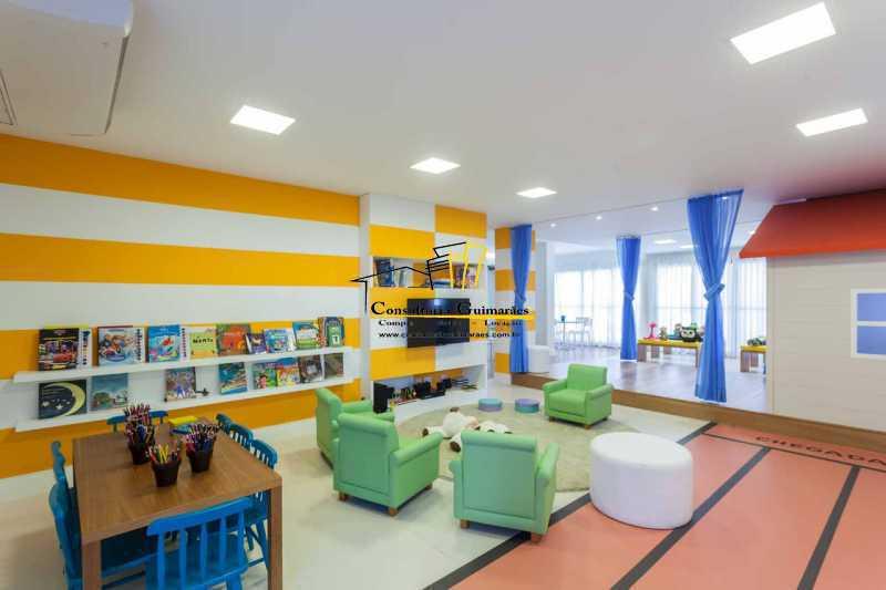 20122900-9a99-402f-8045-464c92 - Apartamento 3 quartos para alugar Taquara, Rio de Janeiro - R$ 1.800 - CGAP30074 - 18