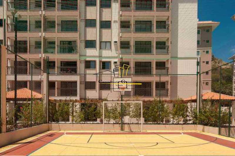 3c98f5a5-23dc-4034-b52b-56449d - Apartamento 3 quartos à venda Taquara, Rio de Janeiro - R$ 420.000 - CGAP30075 - 5