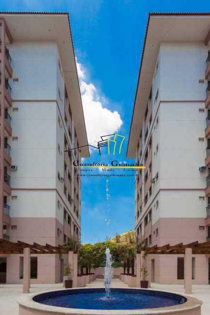 7bd4d434-1f8d-4859-b81c-c698b2 - Apartamento 3 quartos à venda Taquara, Rio de Janeiro - R$ 420.000 - CGAP30075 - 6