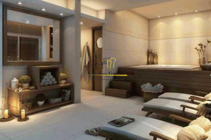 f7ec052b-e64e-4564-affe-f68d27 - Apartamento 3 quartos à venda Taquara, Rio de Janeiro - R$ 420.000 - CGAP30075 - 20