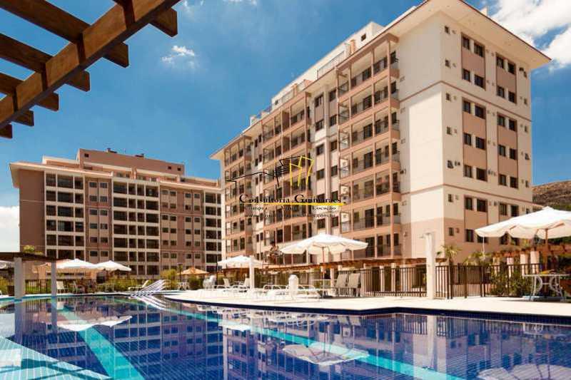 f7f4f56c-40d1-43f7-982b-b036af - Apartamento 3 quartos à venda Taquara, Rio de Janeiro - R$ 420.000 - CGAP30075 - 1