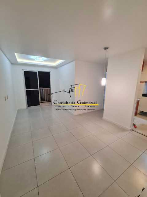 2c55dcfe-f444-4412-a591-07cb14 - Apartamento 2 quartos para alugar Taquara, Rio de Janeiro - R$ 750 - CGAP20182 - 3
