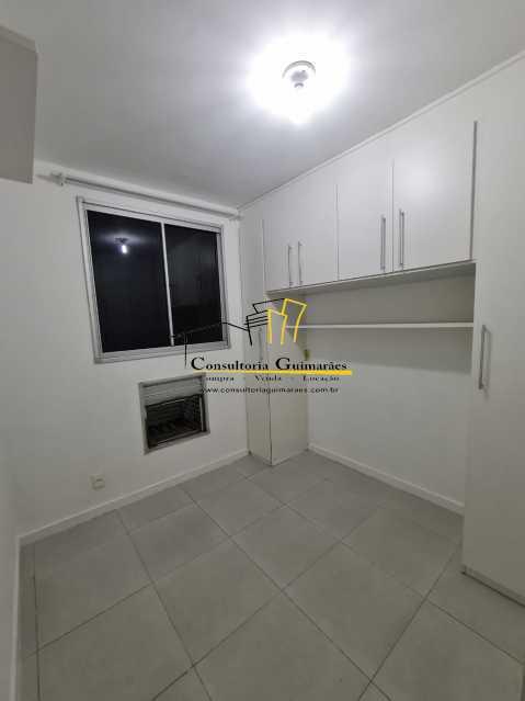 05fe2bc3-df84-4e1e-a1d8-33de95 - Apartamento 2 quartos para alugar Taquara, Rio de Janeiro - R$ 750 - CGAP20182 - 6