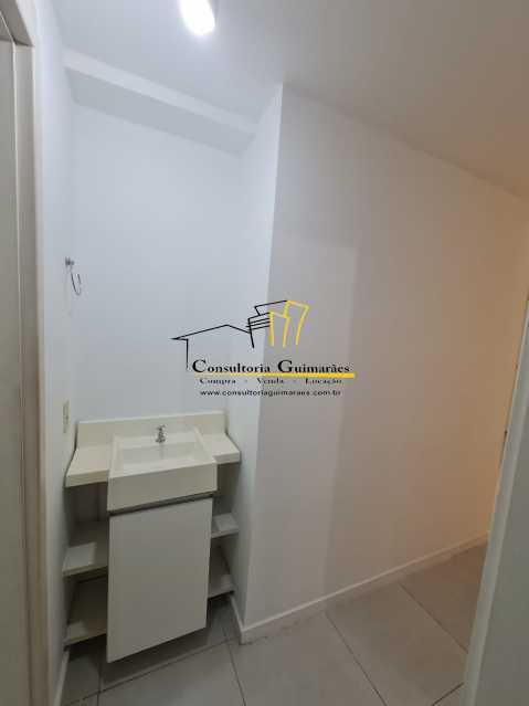 5bbb44ed-1647-4197-8adb-91c049 - Apartamento 2 quartos para alugar Taquara, Rio de Janeiro - R$ 750 - CGAP20182 - 5