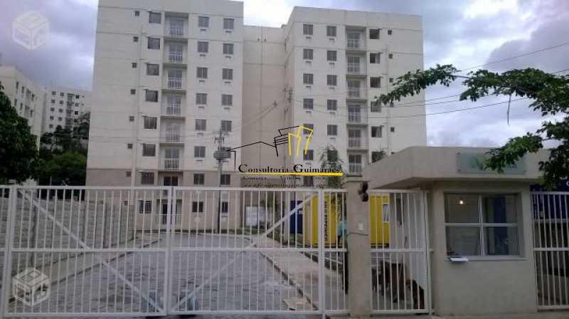portaria - Apartamento 2 quartos para alugar Taquara, Rio de Janeiro - R$ 750 - CGAP20182 - 11
