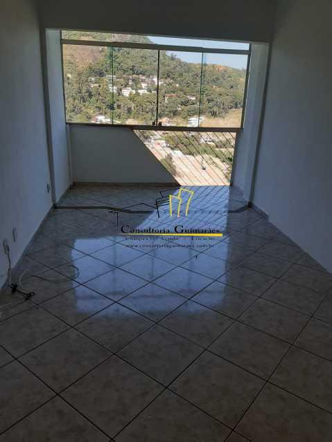 9009de02-4db8-4987-aa1f-a26d94 - Apartamento 2 quartos para alugar Itanhangá, Rio de Janeiro - R$ 900 - CGAP20184 - 5