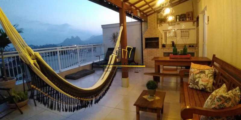 WhatsApp Image 2021-04-21 at 1 - Cobertura 3 quartos à venda Taquara, Rio de Janeiro - R$ 599.000 - CGCO30019 - 20