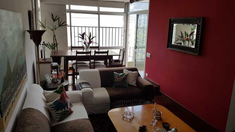 02 - Apartamento São Conrado,Rio de Janeiro,RJ À Venda,3 Quartos,114m² - CGAP30007 - 3