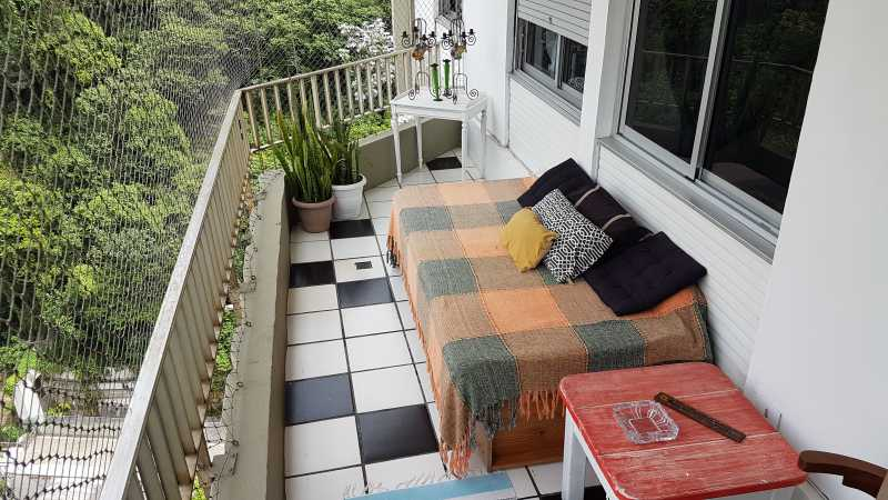 06 - Apartamento São Conrado,Rio de Janeiro,RJ À Venda,3 Quartos,114m² - CGAP30007 - 5