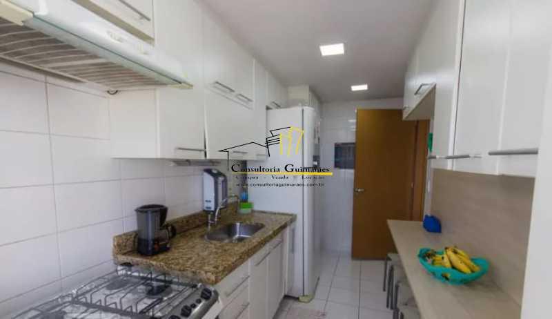 2afdb5c3-274d-4d93-9508-b28270 - Apartamento 3 quartos à venda Barra da Tijuca, Rio de Janeiro - R$ 630.000 - CGAP30077 - 5