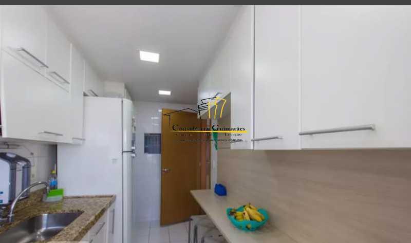 2c04dc0a-6af7-49d9-bf6a-f09027 - Apartamento 3 quartos à venda Barra da Tijuca, Rio de Janeiro - R$ 630.000 - CGAP30077 - 6