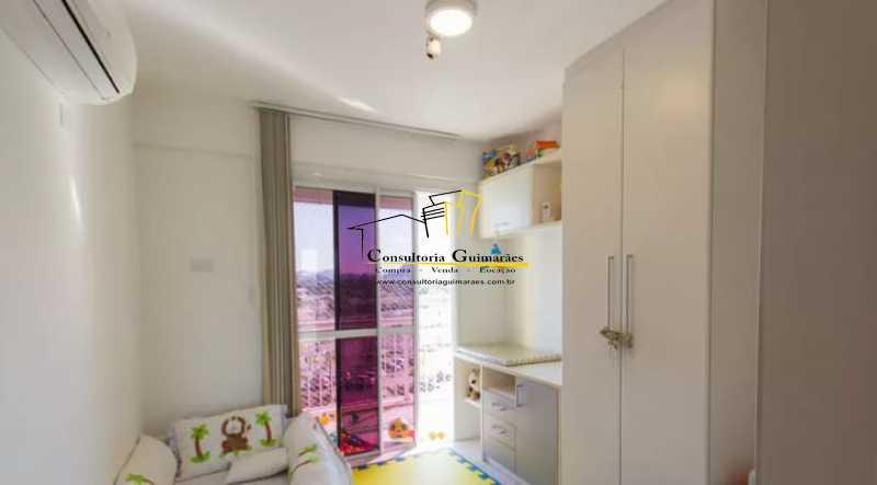 2d553769-86fc-47a8-b157-d97344 - Apartamento 3 quartos à venda Barra da Tijuca, Rio de Janeiro - R$ 630.000 - CGAP30077 - 8
