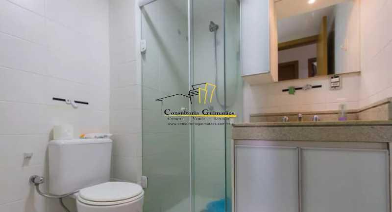 4ee9bfa7-27ec-4415-b964-14f460 - Apartamento 3 quartos à venda Barra da Tijuca, Rio de Janeiro - R$ 630.000 - CGAP30077 - 10