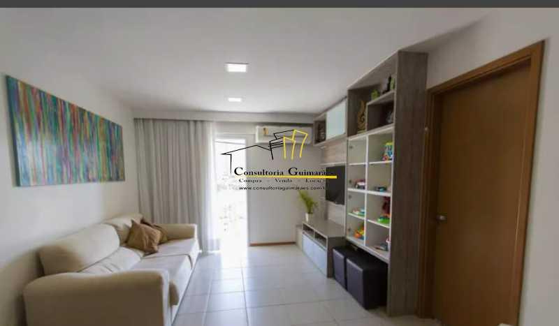7b7e4b4a-22e3-46c4-a935-2ba5fd - Apartamento 3 quartos à venda Barra da Tijuca, Rio de Janeiro - R$ 630.000 - CGAP30077 - 1
