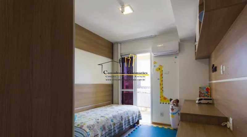 289393f6-450c-4af2-8dc4-576aca - Apartamento 3 quartos à venda Barra da Tijuca, Rio de Janeiro - R$ 630.000 - CGAP30077 - 14