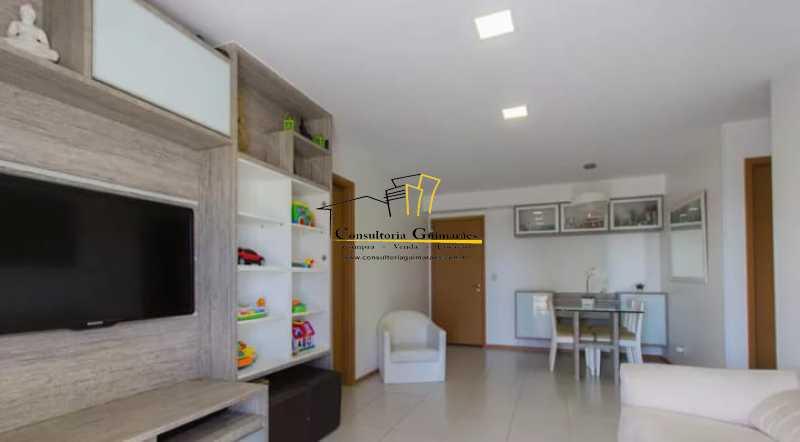 b12ae0af-c770-422f-a5ef-5f49e1 - Apartamento 3 quartos à venda Barra da Tijuca, Rio de Janeiro - R$ 630.000 - CGAP30077 - 15