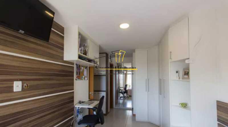 b227b957-bfed-4e07-92c0-261b6d - Apartamento 3 quartos à venda Barra da Tijuca, Rio de Janeiro - R$ 630.000 - CGAP30077 - 16