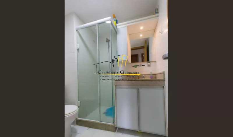 c840a642-ff74-499c-bdf7-cb03d0 - Apartamento 3 quartos à venda Barra da Tijuca, Rio de Janeiro - R$ 630.000 - CGAP30077 - 18