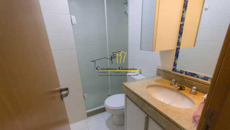 ccd509ed-aa9e-4f53-97a4-baf1c3 - Apartamento 3 quartos à venda Barra da Tijuca, Rio de Janeiro - R$ 630.000 - CGAP30077 - 19