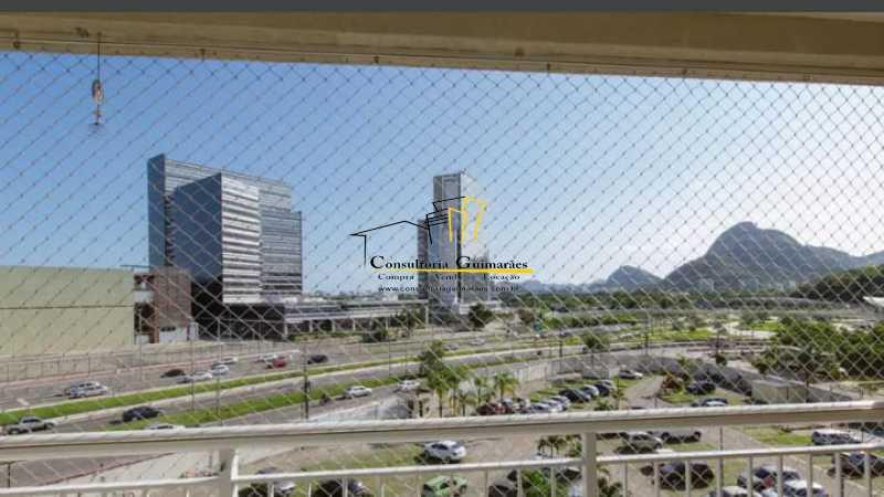 de55015a-f540-4a9d-ab08-d8267b - Apartamento 3 quartos à venda Barra da Tijuca, Rio de Janeiro - R$ 630.000 - CGAP30077 - 3