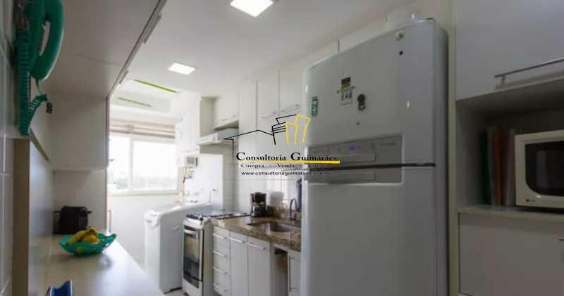 dffa071b-7998-43b6-9d97-803160 - Apartamento 3 quartos à venda Barra da Tijuca, Rio de Janeiro - R$ 630.000 - CGAP30077 - 20