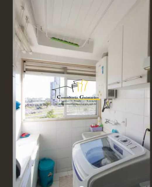 f7366bb7-0ad6-4b93-aa10-53d476 - Apartamento 3 quartos à venda Barra da Tijuca, Rio de Janeiro - R$ 630.000 - CGAP30077 - 21