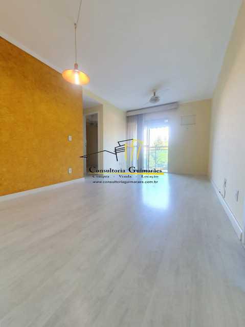 0947fe13-dda3-4d91-b6f6-af0934 - Apartamento 2 quartos à venda Jacarepaguá, Rio de Janeiro - R$ 255.000 - CGAP20186 - 4