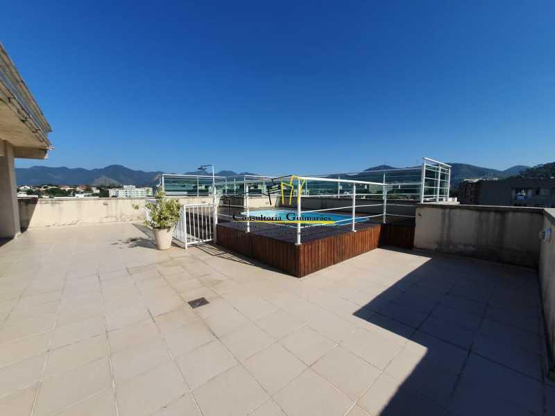 90235f1f-ee3d-4726-9704-73e612 - Apartamento 2 quartos à venda Jacarepaguá, Rio de Janeiro - R$ 255.000 - CGAP20186 - 10