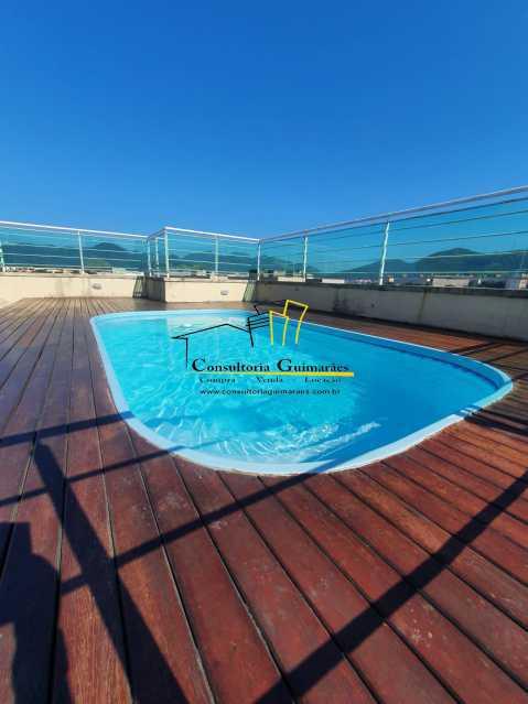 c21ee841-fae5-4a5e-833d-15ea39 - Apartamento 2 quartos à venda Jacarepaguá, Rio de Janeiro - R$ 255.000 - CGAP20186 - 1