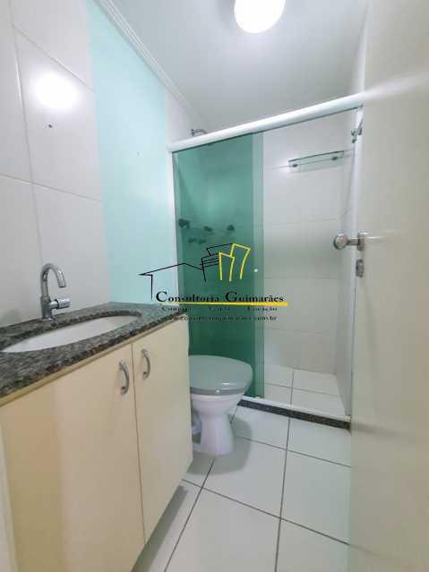 dabe4475-10be-4586-9a77-f0db48 - Apartamento 2 quartos à venda Jacarepaguá, Rio de Janeiro - R$ 255.000 - CGAP20186 - 11