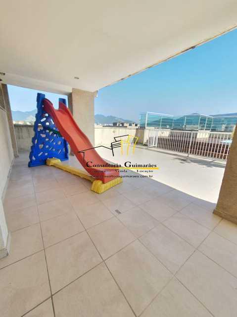 f2b49b94-0b71-4219-9201-473b3c - Apartamento 2 quartos à venda Jacarepaguá, Rio de Janeiro - R$ 255.000 - CGAP20186 - 12